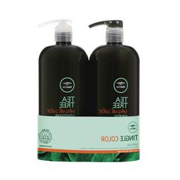 Paul Mitchell Tea Tree Color Shampoo, Conditioner or Duo Pac