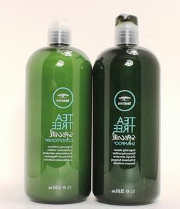 Paul Mitchell Tea Tree Shampoo & Conditioner  Liter