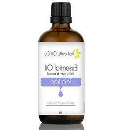 Tea Tree Essential Oil Pure 10/50/100/500ml 1 Litre Natural