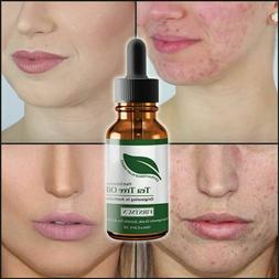 Tea Tree Essential Oil 100% PureNatural Skin Care Green  Hea