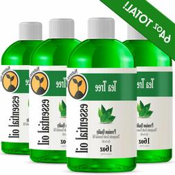 tea tree essential oil 16 ounce bottle