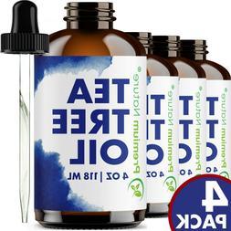 Tea Tree Essential Oil 16oz  Aromatherapy Body Skin Nail Fun