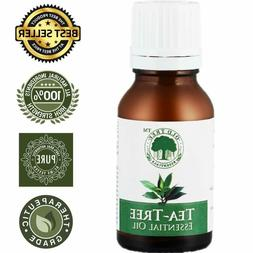 Old Tree Tea Tree Essential Oil for Skin, Hair and Acne Care