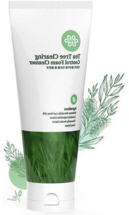 LOVLUV Tea Tree Foaming Facial Cleanser, K Beauty Daily Face