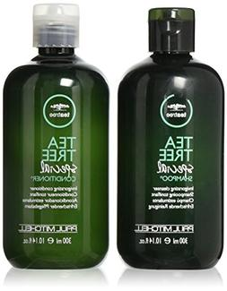 Paul Mitchell Tea Tree Special Shampoo, Conditioner & Firm H