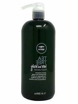 Paul Mitchell Tea Tree Hair & Body Moisturizer Leave In Cond