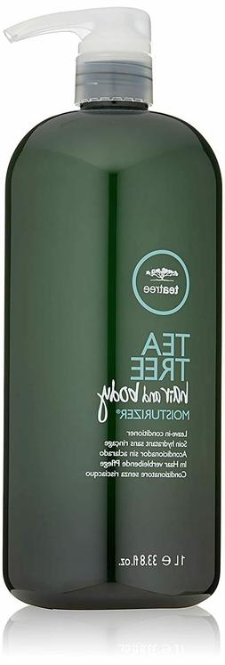 Paul Mitchell Tea Tree Hair and Body Moisturizer Liter / 33.