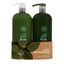Paul Mitchell Tea Tree Hair Special Shampoo & Conditioner 33