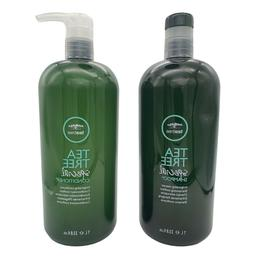 Paul Mitchell Tea Tree Hair Special Shampoo and Conditioner