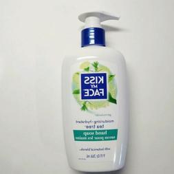 Kiss My Face Tea Tree Hand Soap 9oz Pump New Moisturizing