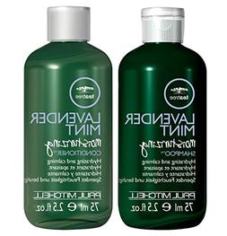 Tea Tree Lavender Mint Shampoo and Conditioner Travel Size S
