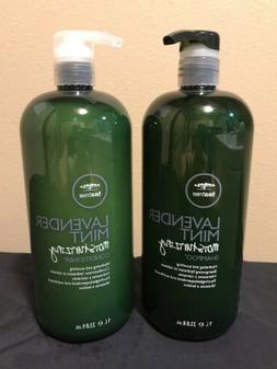 TEA TREE Lavender Mint Shampoo and Conditioner 33.8 oz