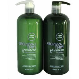 Paul Mitchell Tea Tree Lavender Mint Moisturizing Shampoo &