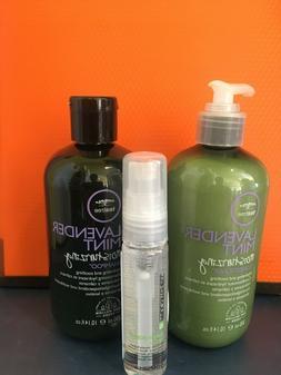 Paul Mitchell Tea Tree Lavender Mint Moisturizing Shampoo &