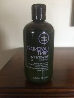 tea tree lavender mint shampoo 10 14oz