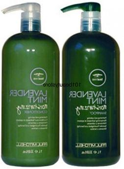 Paul Mitchell Tea Tree Lavender Mint Shampoo & Conditioner 3