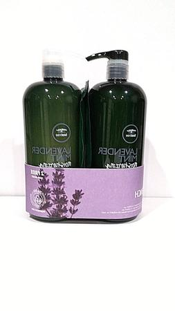 Paul Mitchell Tea Tree Lavender Mint Shampoo & Conditioner L