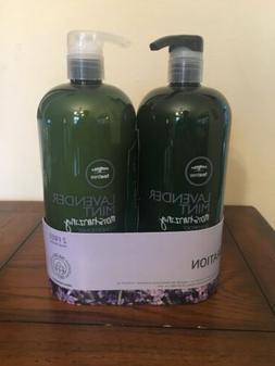 Paul Mitchell Tea Tree Lavender Mint Shampoo And Conditioner