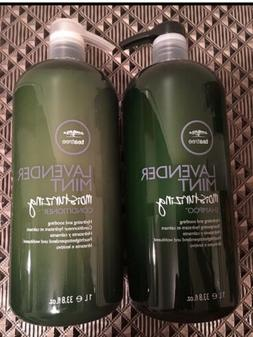 Paul Mitchell Tea Tree Lavender Mint Shampoo Conditioner 33.