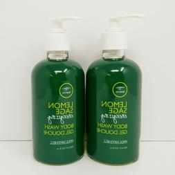 Paul Mitchell Tea Tree Lemon Sage Body Wash - 8.5 oz Pump Di