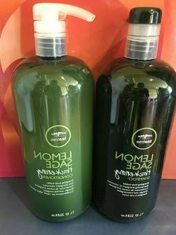 Paul Mitchell Tea Tree Lemon Sage Shampoo &  Conditioner  33
