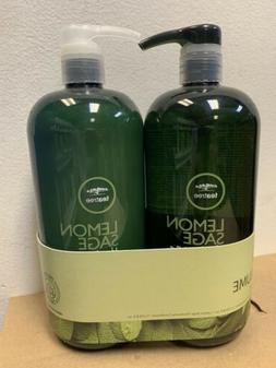 Paul Mitchell Tea Tree Lemon Sage Shampoo and Conditioner 33