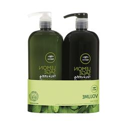 Paul Mitchell Tea Tree Lemon Sage Shampoo and Conditioner 33