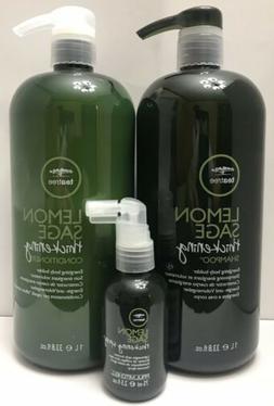 PAUL MITCHELL Tea Tree Lemon Sage Shampoo & Conditioner 33.8