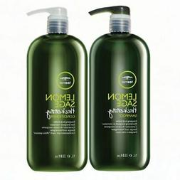 Paul Mitchell Tea Tree Lemon Sage Thickening Shampoo & Cond