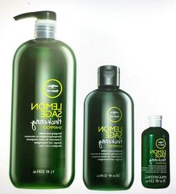 "Paul Mitchell Tea Tree Lemon Sage Thickening Shampoo - ""Choo"