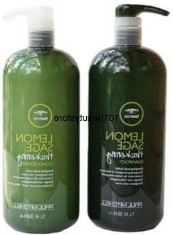 Paul Mitchell Tea Tree Lemon Sage Thickening Shampoo and Con