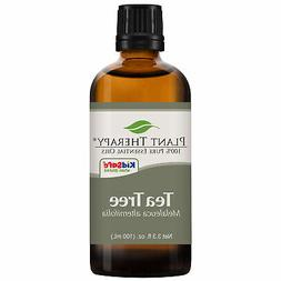 Plant Therapy Tea Tree Melaleuca Essential Oil. 100% Pure, U