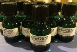 The Body Shop Tea Tree Oil - 20ml - 3 Pack!