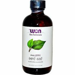 Now Foods Tea Tree Oil, 4 Ounces, Pack of 3
