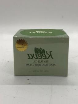 Keeva Tea Tree Oil Acne Treatment Cream Original Formula 1.0
