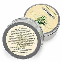 TEA TREE OIL BALM -100% All Natural | Relieves Common Skin I