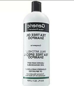 GVP Tea Tree Oil Shampoo - Compare to Paul Mitchell Tea Tree