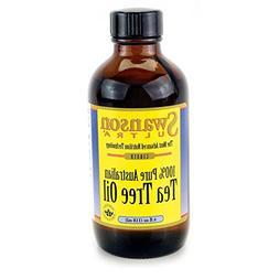 Swanson Tea Tree Oil 4 fl Ounce  Liquid