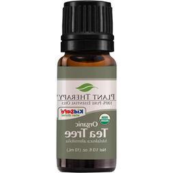 Plant Therapy Tea Tree Oil Organic  | 100% Pure, Natura