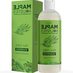 tea tree oil shampoo anti