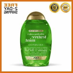 OGX Tea Tree Oil Shampoo, Mint, Witch Hazel Hair Scalp Care