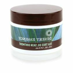 Desert Essence Tea Tree Oil Skin Ointment 1 oz Ointment