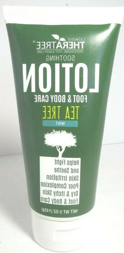 Tea Tree Oil Lotion with Neem Oil for Foot & Body - Helps So