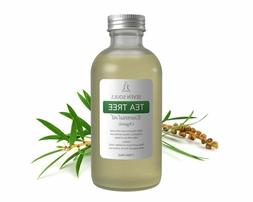 TEA TREE Organic Essential Oil - BULK 4OZ