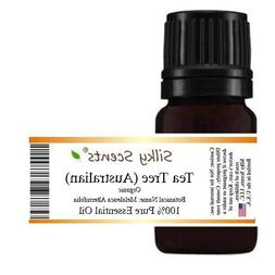 Tea Tree Organic  Essential Oil  100% Pure Therapeutic Grade