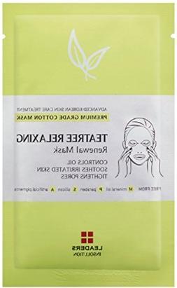 Tea Tree Relaxing Renewal Mask   Single Mask