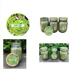 Natural Tea Tree Mosquito Repellent Candle  Indoor/Outdoor -