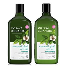 Avalon Organics Tea Tree Scalp Treatment Shampoo & Condition