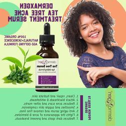 TEA TREE SERUM PURE NiIACINAMIDE B3+SALICYLIC+HYALURONIC ACI