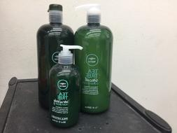 Paul Mitchell Tea Tree Shampoo & Conditioner 33.8oz&hair and